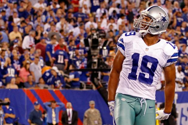 Miles Austin Injury: Updates on Cowboys WRs Ribs