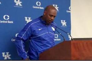 Kentucky Football: Coaches, Players React to Shutout Loss at Florida