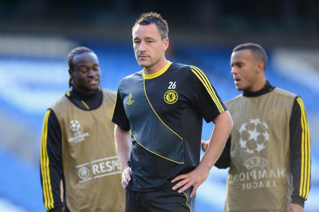 Former England Captain John Terry Retires from International Football