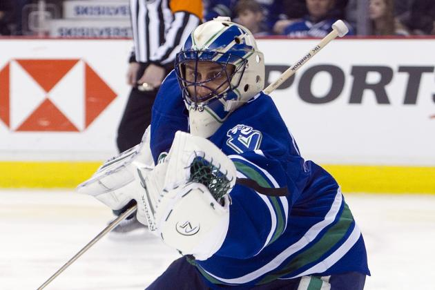 NHL Trade Rumors: Dealing Roberto Luongo Is a No-Brainer for Canucks