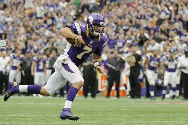 49ers vs. Vikings: Ponder, Rudolph Come Up Big as Vikings Stun San Francisco