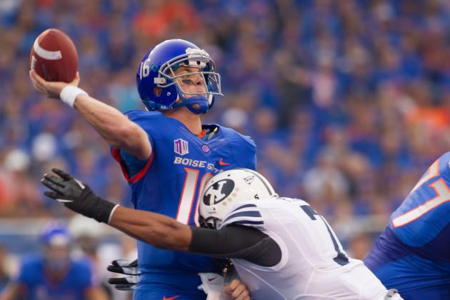 Boise State Football: What Broncos Must Do to Fix Problems on Offense