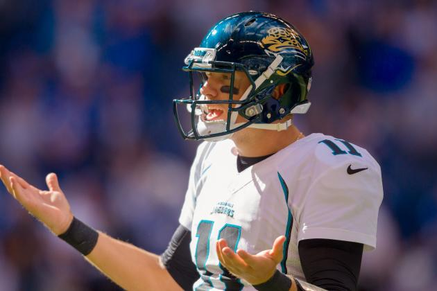 NFL Scores Week 3: Jaguars and Teams That Came Up Big in Late-Game Situations