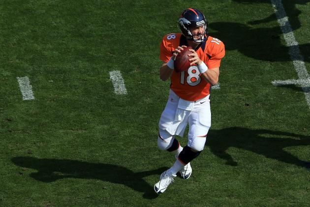 Peyton Manning Must Do Less to Succeed More with Denver Broncos Offense