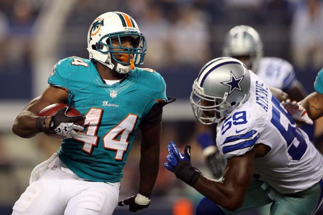 Lamar Miller: Updated Fantasy Football Profile, Outlook After Reggie Bush Injury