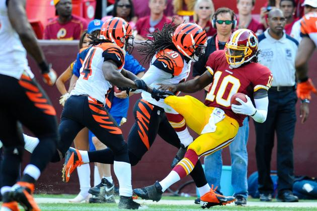 Bengals vs. Redskins: Despite Loss, Washington Has Lots to Be Encouraged About