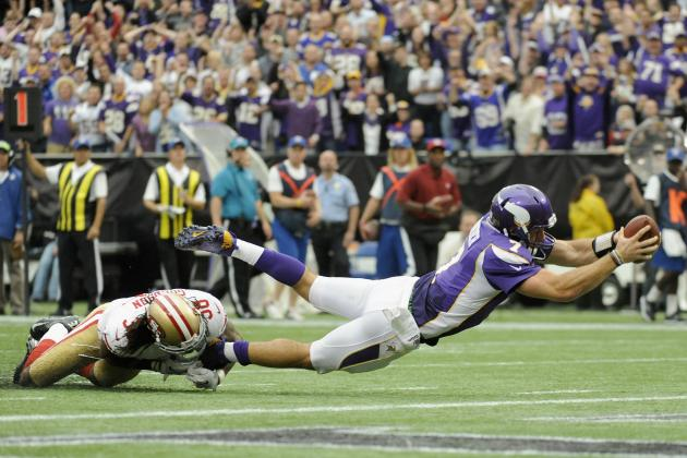 49ers vs. Vikings: The 49ers' Defense Collapses as Christian Ponder Has His Way