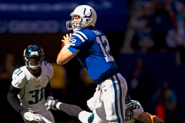 Andrew Luck: QB Proves Future Is Bright for Indy Despite Heartbreaking Loss
