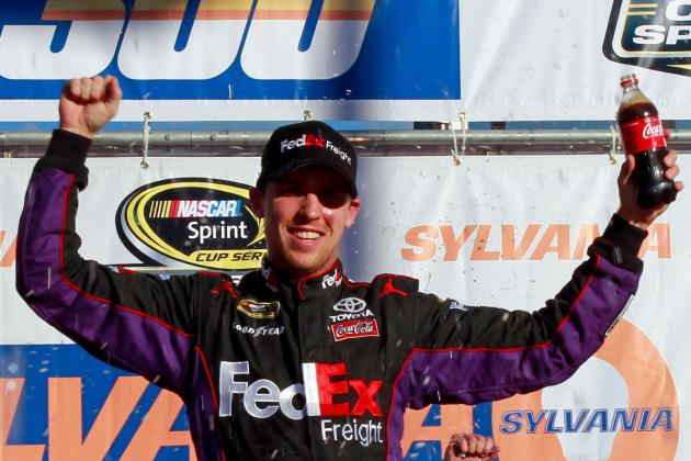 Sylvania 300 2012 Results: Reaction, Leaders and Post Race Analysis