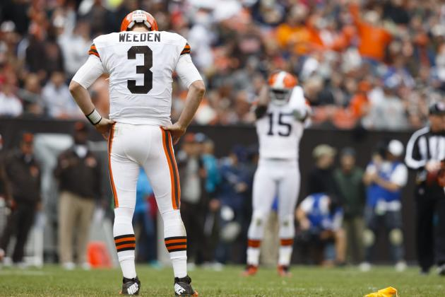 Bills vs. Browns: Cleveland Can't Find a Way to Win, Falls to 0-3