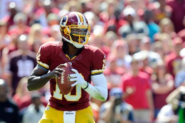 Robert Griffin III: Rookie Quarterback Continues Dominance Despite Loss
