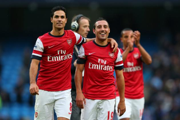 Arsenal FC: Impressive Gunners Steal a Point at the Etihad Stadium