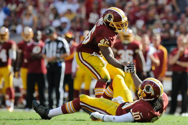 Washington Redskins: Three Good Things About the Loss to the Cincinnati Bengals