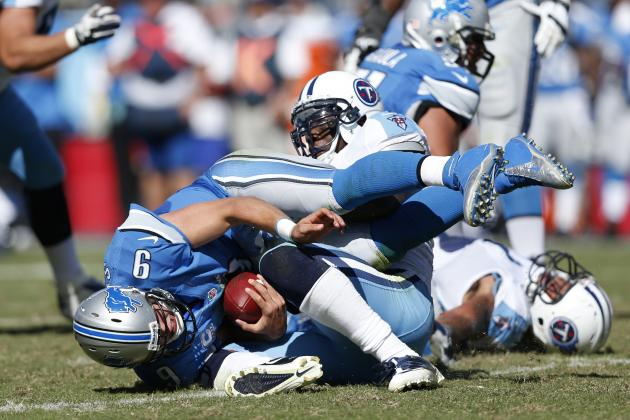 Lions vs. Titans: Stafford Hurt, Leshoure Returns Successfully in Rough OT Loss