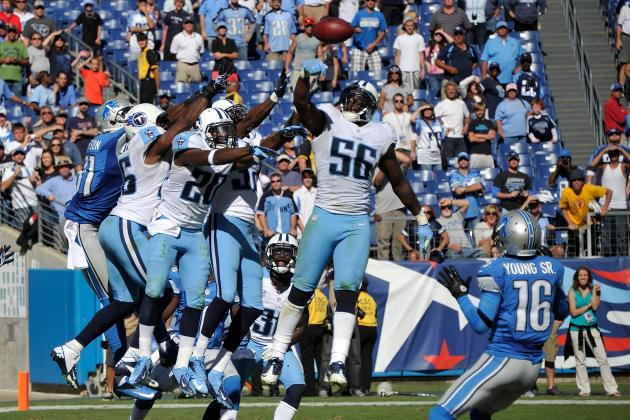 Detroit Lions vs Tennessee Titans: Music City Miracle Day for the Titans
