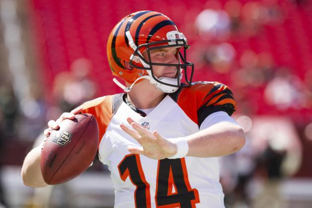 Bengals vs. Redskins: Cincy Staves off Washington, Puts Up 38 Points
