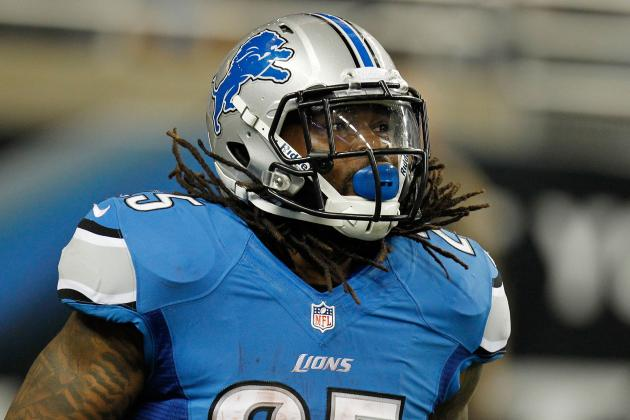 Mikel Leshoure: Detroit RB's Fantasy Football Stock Will Rise in Coming Weeks