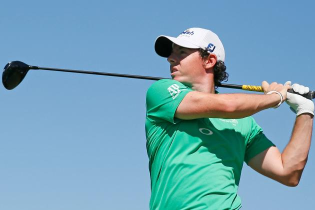PGA Tour Championship Leaderboard 2012: Tiger Woods and Rory McIlroy Falter Late