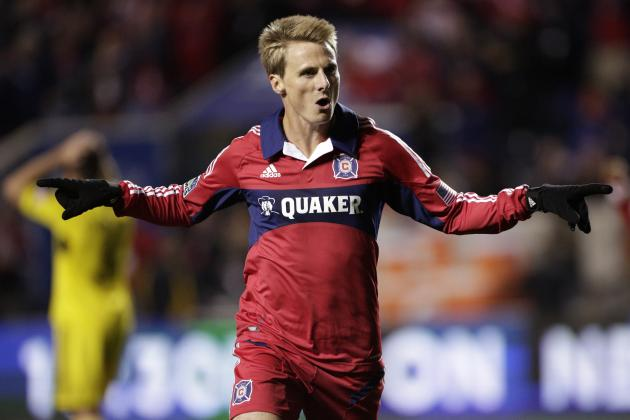 Chris Rolfe Leads Chicago Fire to a Comeback Win Versus the Columbus Crew
