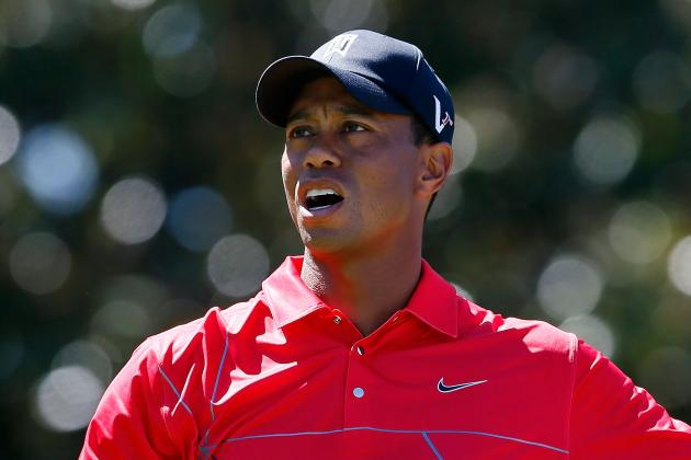 Tiger Woods Tour Championship 2012: Golf Icon Continues to Show Inconsistency