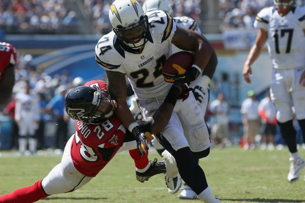 San Diego Chargers: Breaking Down the 3 Key Plays in the Chargers' 27-3 Loss