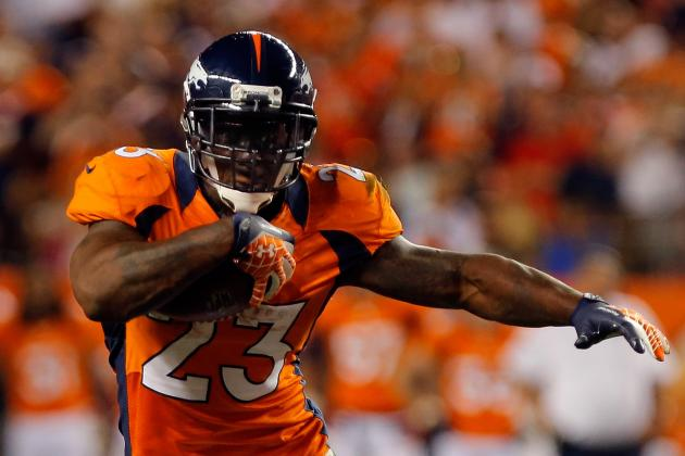 Willis McGahee Injury: Updates on Broncos RB's Ribs