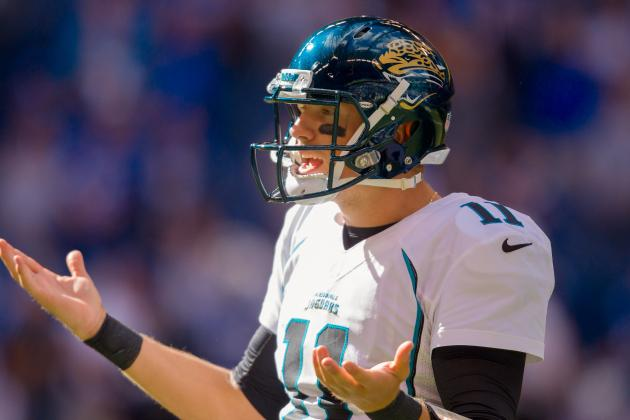 Jacksonville Jaguars Beat Indianapolis Colts, but Still Have Questions to Answer
