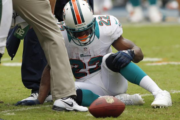 C.J. Spiller, Reggie Bush, Dexter McCluster Show Being Small is Bad for Health