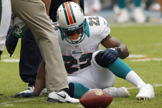 Jets vs. Dolphins: Can Miami Win Without Reggie Bush?