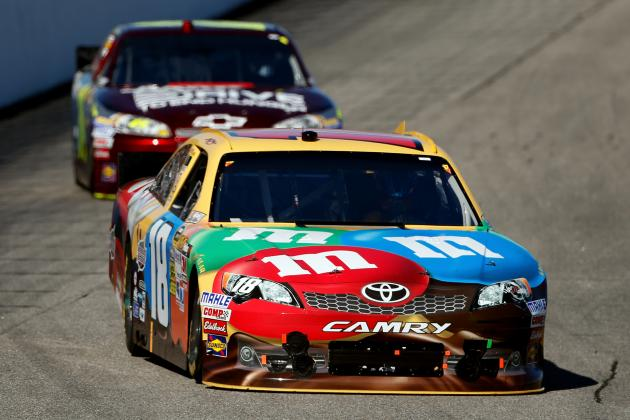 NASCAR Chase Standings 2012: Top Drivers Who Need Strong Showing at Dover