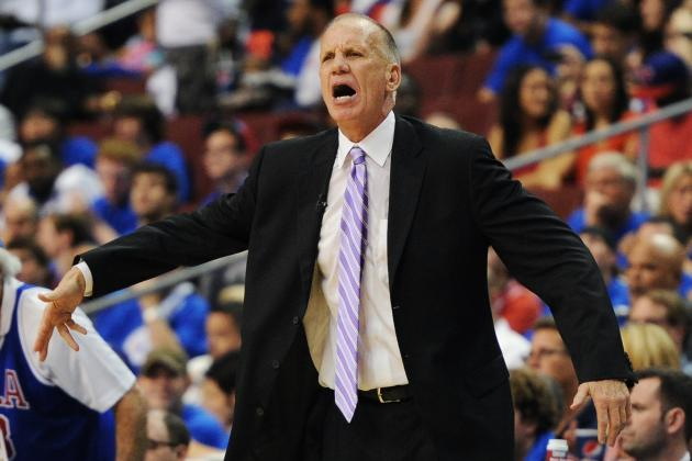 Will Doug Collins' Intensity Wear Thin on Philadelphia 76ers' Players?