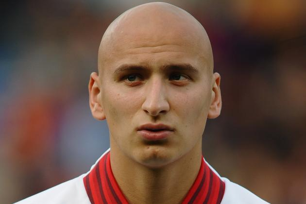 Jonjo Shelvey Accuses Sir Alex Ferguson of Being a 'Grass'