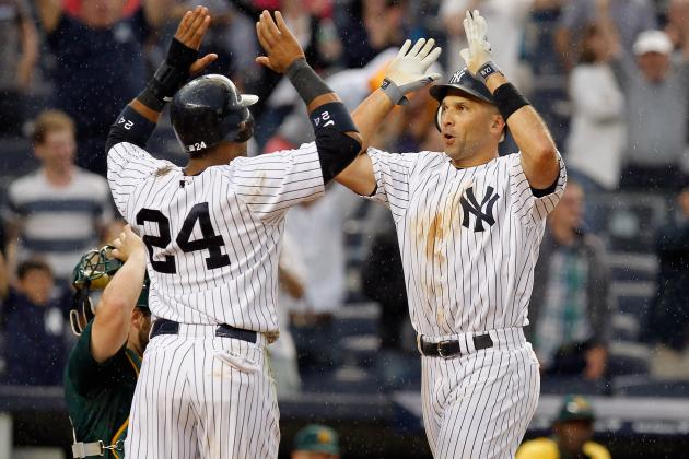 New York Yankees Finish Crucial Homestand 7-2 to Stay Atop American League East