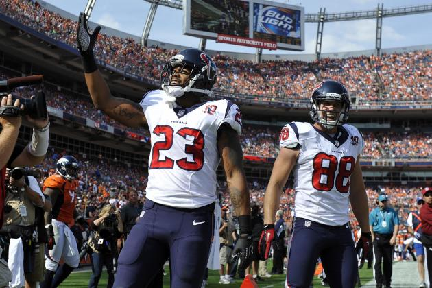 Texans vs. Broncos: Houston Dominates Denver, Then Hangs on for Dear Life
