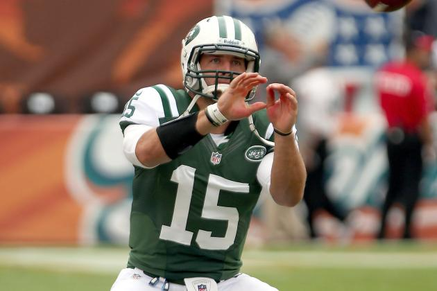 Tim Tebow: Jets Have Yet to Figure out How to Use Hybrid QB Properly