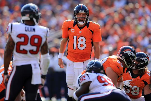 Denver Broncos: Winners and Losers from Week 3 vs. Houston Texans