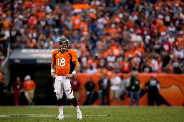 Peyton Manning: Bounce-Back Outing vs. Texans Shows Broncos Need Not Worry