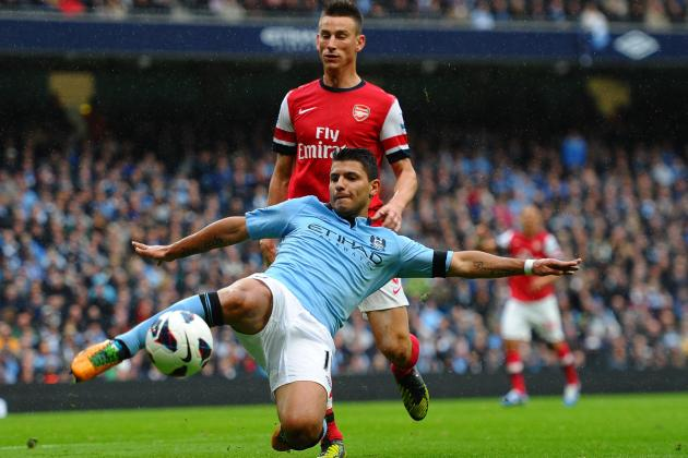 Manchester City vs. Arsenal: Sergio Aguero's Return Impactful Immediately
