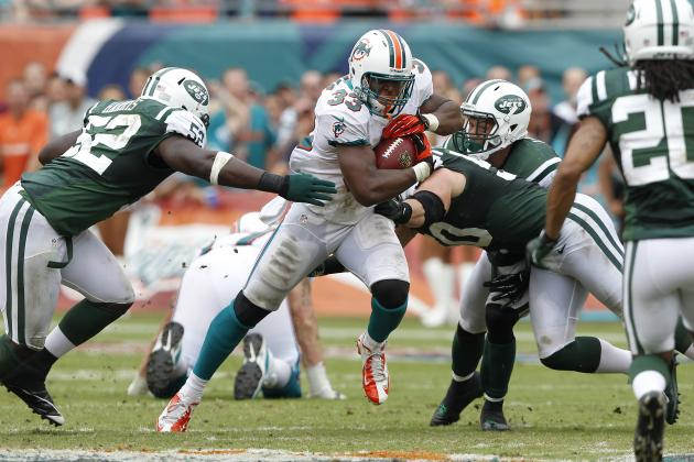 Miami Dolphins: Without Reggie Bush, the Dolphins Should Use a Two-Back System