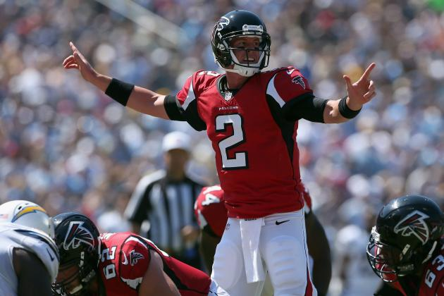 Falcons vs. Chargers: Atlanta Spanks San Diego, Improving All Around