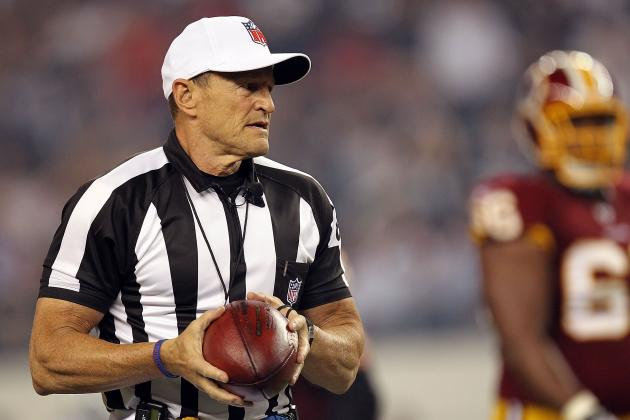 NFL and Referees Reportedly Far Apart on Several Issues After Meeting
