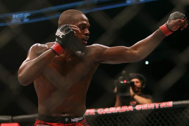 It's Official: Jon Jones Is the Greatest Light Heavyweight of All Time