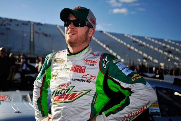 Dale Earnhardt Jr. Says His Car, Team 'not Good Enough' in Chase Race