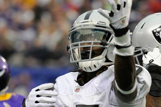 Darrius Heyward-Bey: Raiders Who Will Have to Step Up If Star WR Misses Time