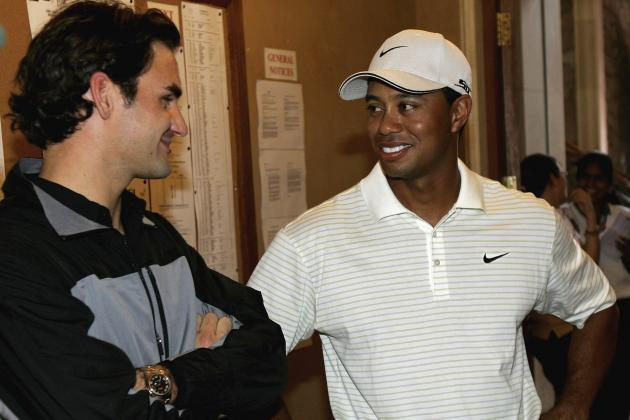 Roger Federer vs. Tiger Woods: Who Has Been Greater in Dominating His Sport?