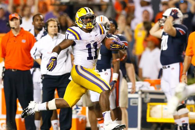 LSU Football: Winners and Losers from the Week 4 Game vs. Auburn