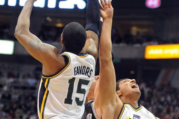 Why Enes Kanter and Derrick Favors Need Their Shot with Utah Jazz Immediately
