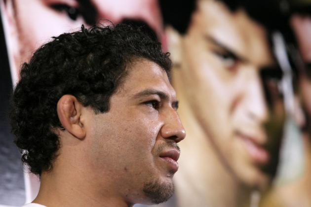 Strikeforce Melendez vs. Healy Cancelled Due to Gilbert Melendez Getting Injured