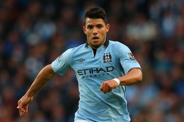 Premier League Scouting Report: Manchester City's Sergio Aguero