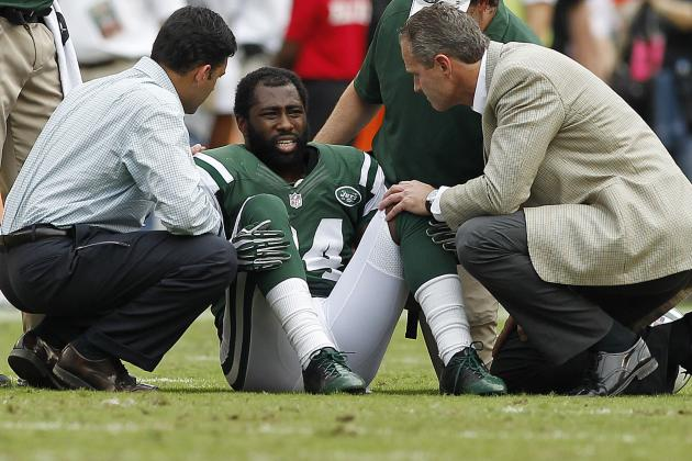 New York Jets Fear Darrelle Revis ACL Tear and Other AFC East News